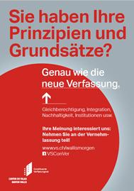 Stellungnahme der SPO zu den Grundsätzen der neuen Walliser Verfassung