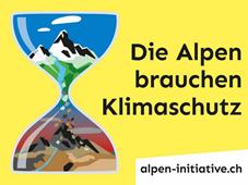 Die Alpen brauchen Klimaschutz: Klimawanderung in Brig fürs CO2-Gesetz