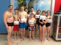 Jugendgruppe Steg: Vom Jugendbrevet zum SLRG Brevet Basis Pool